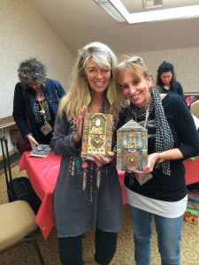 Us with our Sacred Tomes!