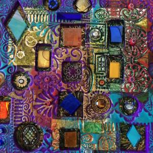 My embedded mosaic